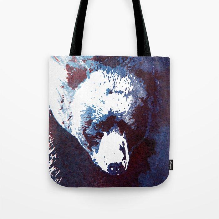 Death run Tote Bag