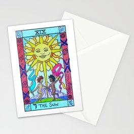 The Sun - Tarot Stationery Cards
