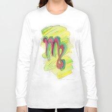 Virgo Flow Long Sleeve T-shirt