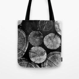 Wood Love Tote Bag