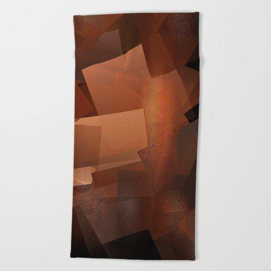 Pattern 2017 037 Beach Towel