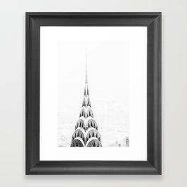 Crysler Framed Art Print