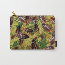Cockroaches Carry-All Pouch