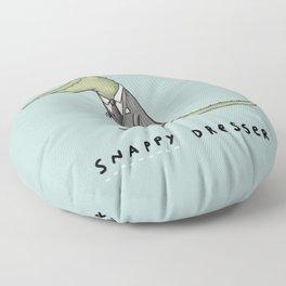 Snappy Dresser Floor Pillow