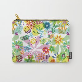 Flowerpower_2 Carry-All Pouch