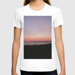 Mystical italian sunrise T-shirt