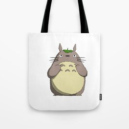 My Neighbour Doesn't Like You Tote Bag