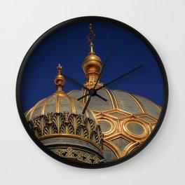 Berlin Synagogue Dome Wall Clock