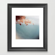 bouganvillea Framed Art Print