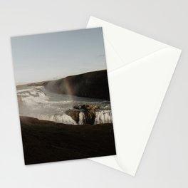 icelandic fall Stationery Cards