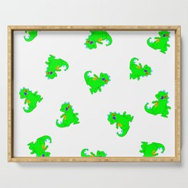 Reptar Serving Tray