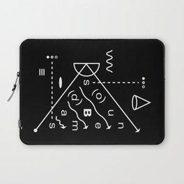 Soundbeams Laptop Sleeve