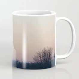 Sunset over Bedfordshire Coffee Mug