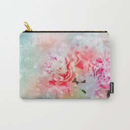 The Passion of Peonies Carry-All Pouch
