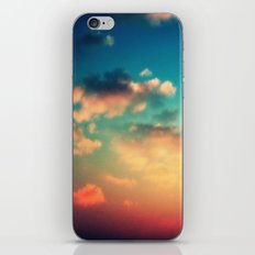 My Head is stuck in the Clouds iPhone & iPod Skin