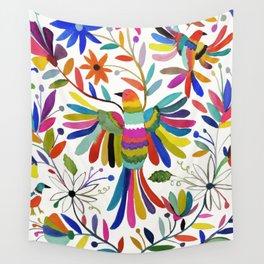 otomi bird Wall Tapestry