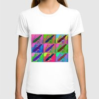 led zeppelin T-shirts featuring Zeppelin Warhol by Sara PixelPixie