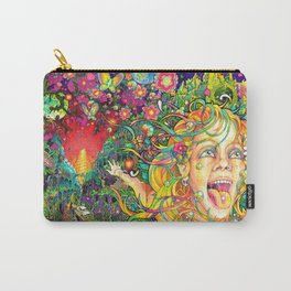 Eurydice in the Underworld (LSD) Carry-All Pouch