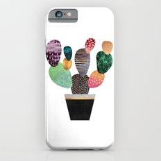 Pretty Cactus iPhone 6s Slim Case
