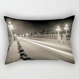 Colorado Street Bridge - Pasadena, CA Rectangular Pillow