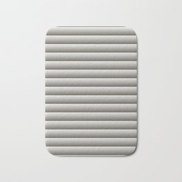 Simple striped pattern. 2 Bath Mat