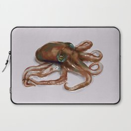 Octopus out of Water Laptop Sleeve