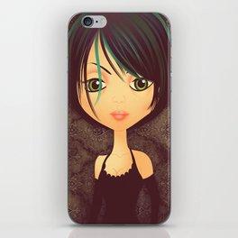 Gothica iPhone Skin