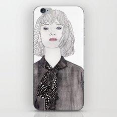 Pastel Girl 2 iPhone & iPod Skin