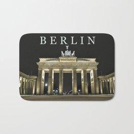 Brandenburger Tor - BERLIN Bath Mat