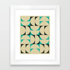 CONNECTIONS #8 Framed Art Print