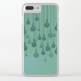 Light it up Clear iPhone Case