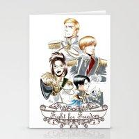 shingeki no kyojin Stationery Cards featuring OriSor Shingeki No Kyojin Royal Fanart  Attack on Titan by Mistiqarts by Mistiqarts