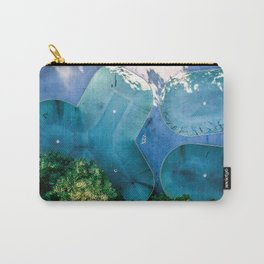 Skatepark - Aerial Photography Carry-All Pouch