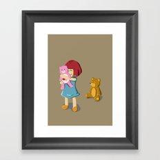 The Selected Framed Art Print