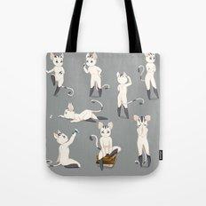Thorodrin cat Tote Bag