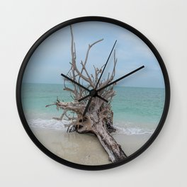 Remember Your Roots Wall Clock