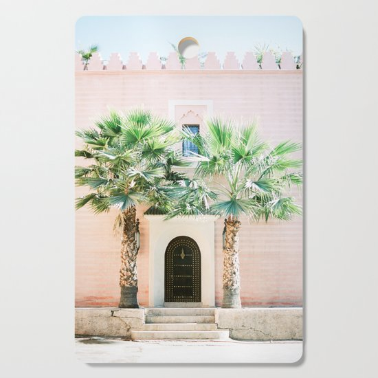 "Travel photography print ""Magical Marrakech"" photo art made in Morocco. Pastel colored. by raisazwart"