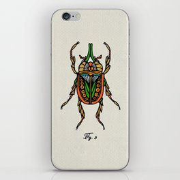 Hexapodia - Fig  9 iPhone Skin