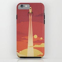 Atomic Sky iPhone Case