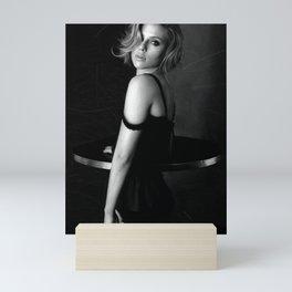 ScarlettJohansson Poster Mini Art Print