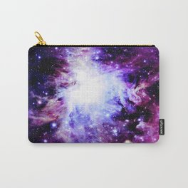 orion Nebula. Purple Magenta Violet Carry-All Pouch