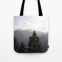 Hills of Tahoe Tote Bag