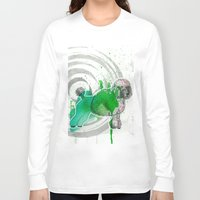 poodle Long Sleeve T-shirts featuring Poodle by Pfirsichfuchs