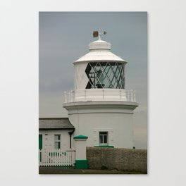 Durlston Lighthouse Canvas Print