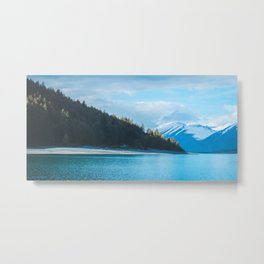 Point Of Entry Metal Print