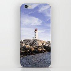 Peggy's Cove, Nova Scotia, Canada iPhone & iPod Skin