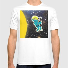 Baby Jasper in SPACE! T-shirt