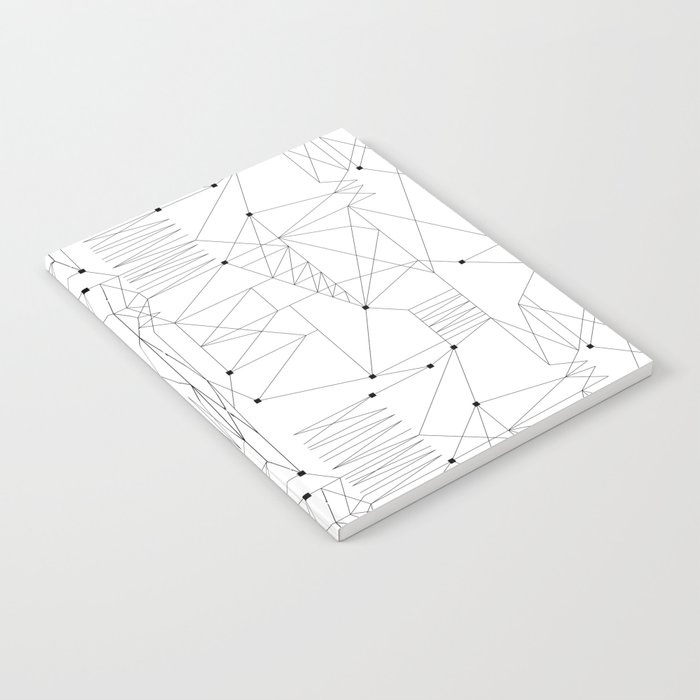LINES OF CONFUSION Notebook