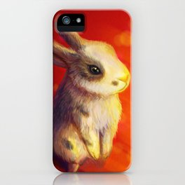 Year of the Rabbit iPhone Case
