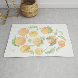 Lovely oranges Rug